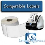 Dymo Compatible Labels