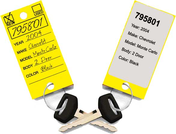 DYMO Label Keytag