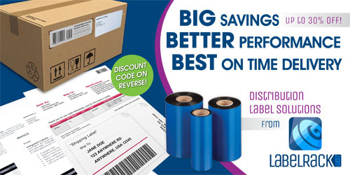 Fulfillment Center Labeling Solutions